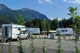 Comment fait-on sur une aire de camping-car ?