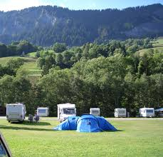 Camping les cigales à Rocamadour