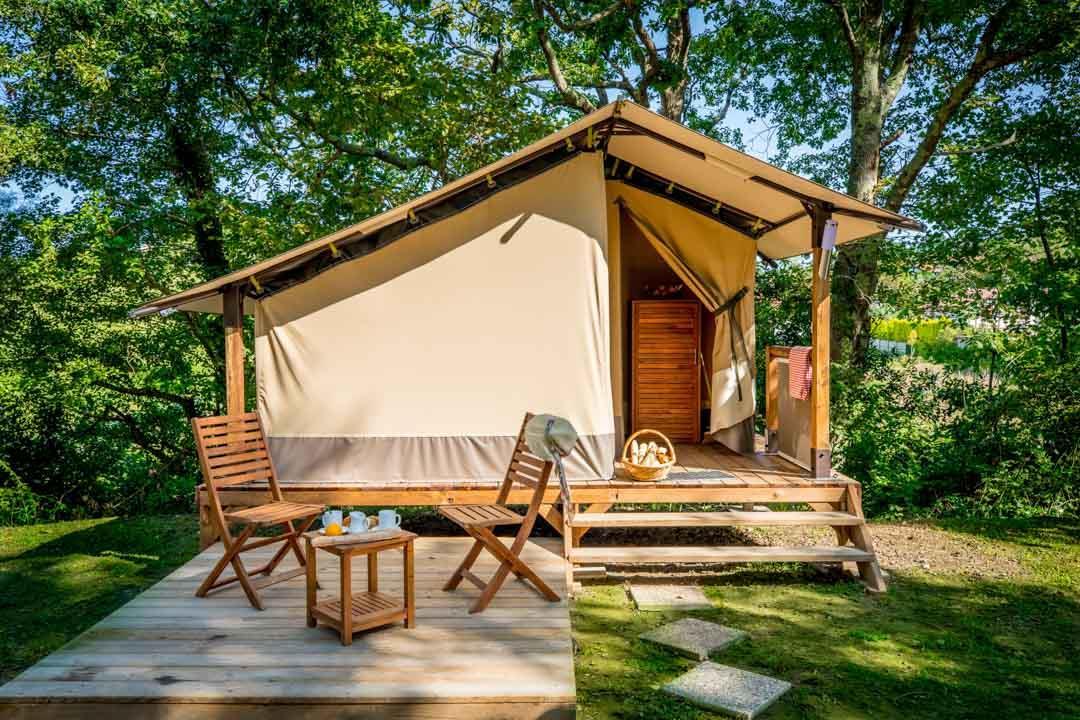 camping 5 étoiles sud de la France