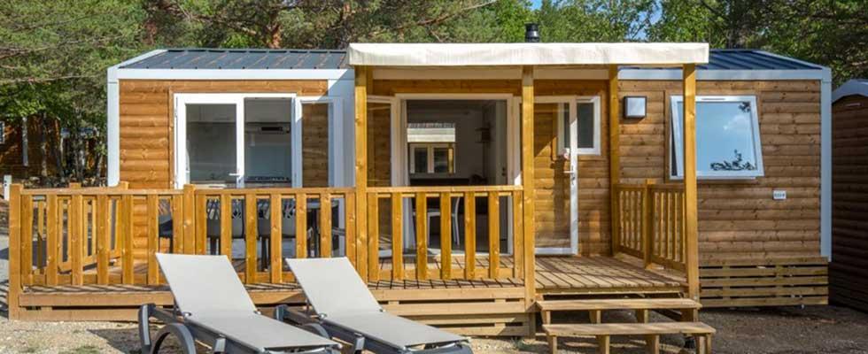 Vacances en emplacement camping dans les Gorges du Verdon