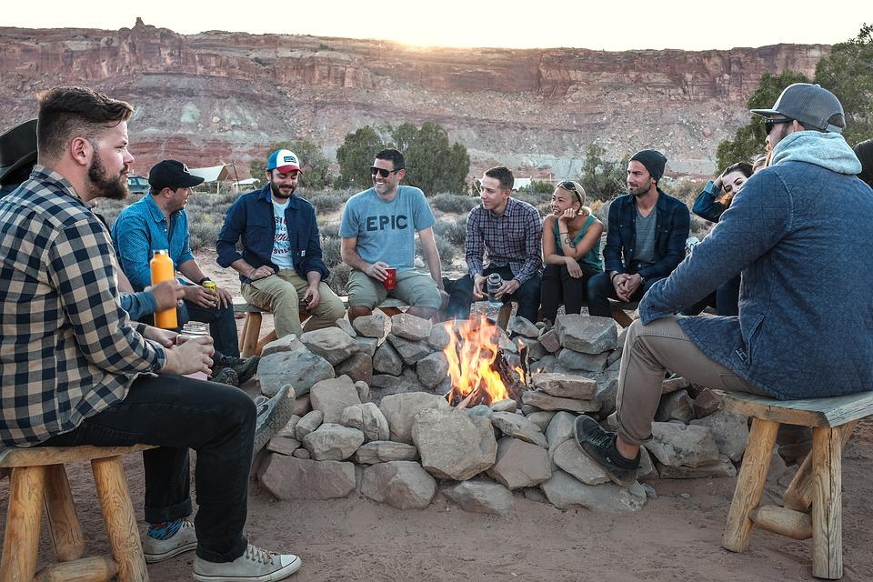 Les indispensables  pour faire du camping