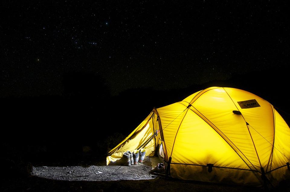 Où faire du camping?