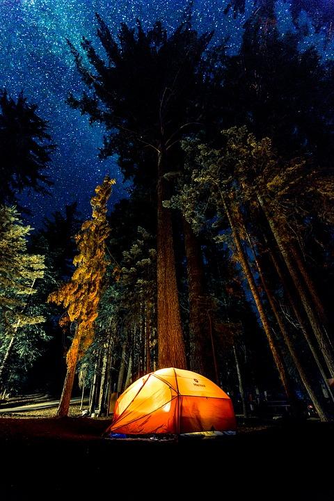 Le camping municipal d'Étretat