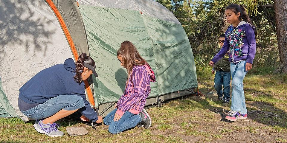 Les activités à faire dans un camping en Famille