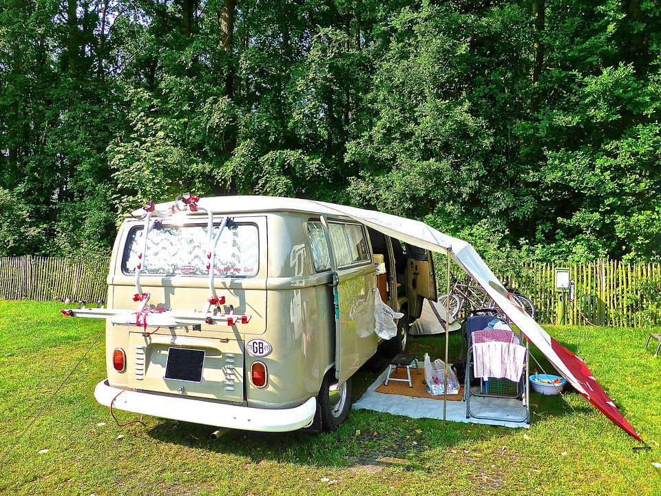 Le point sur le camping et l'hygiène