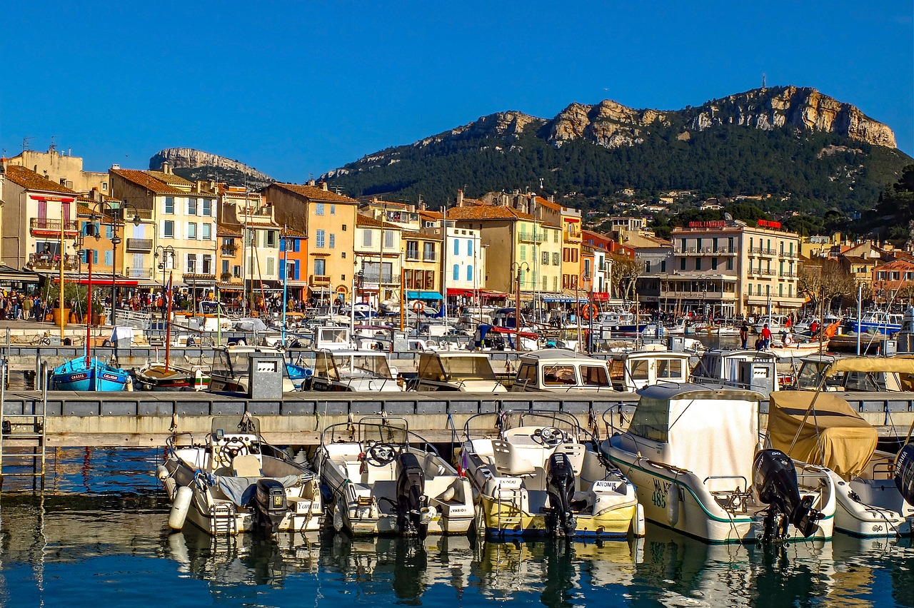 Cassis, destination incontournable en Provence