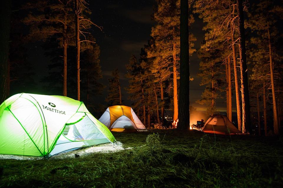 Vacances en camping Isère