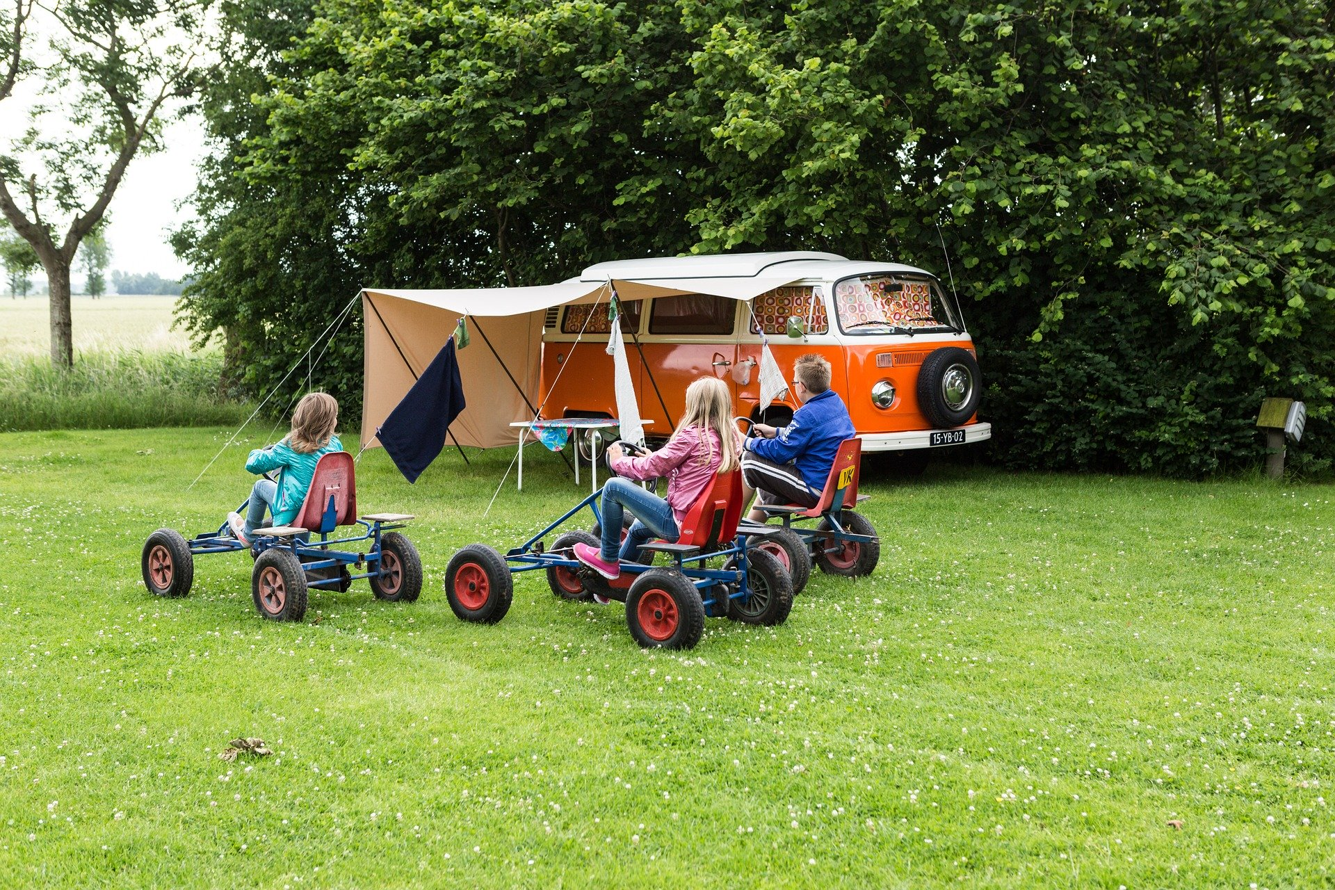 Services haut de gamme au camping Vendée – Le Bel Air